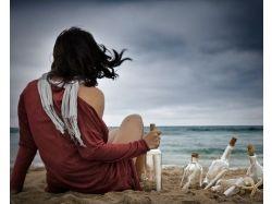 Фото романтика у моря 7