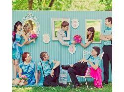 Креативные фотографии на свадьбу 7