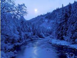 Зима красота картинки 7
