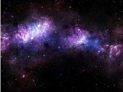 Фото космос в инфракрасном призраки 7