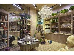 Фото интерьера цветочного магазина 7