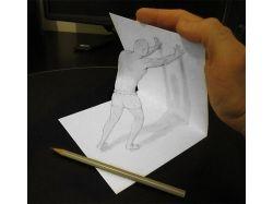 3d графика открытки 1