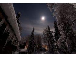 Фото зима зимнии пейзажи 7