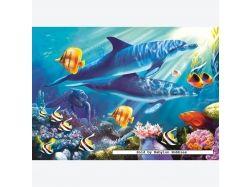 Рисунки подводный мир глазами детей 7