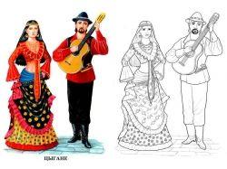 Венгрия национальные костюмы, природа картинки скачать 7