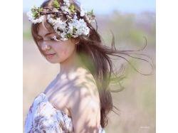 Весна девушки фото 7