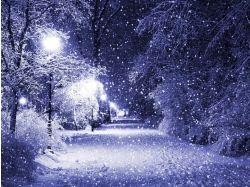 Зима картинки на рабочий 7