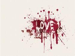 Картинки любовь кровь 7