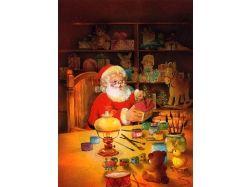 Новогодние открытки в картинках 7