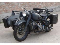 Старые мотоциклы картинки 7