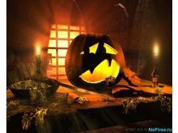 Открытки рисунки хэллоуин 6