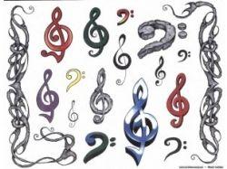 Рисунки символами романтика 7