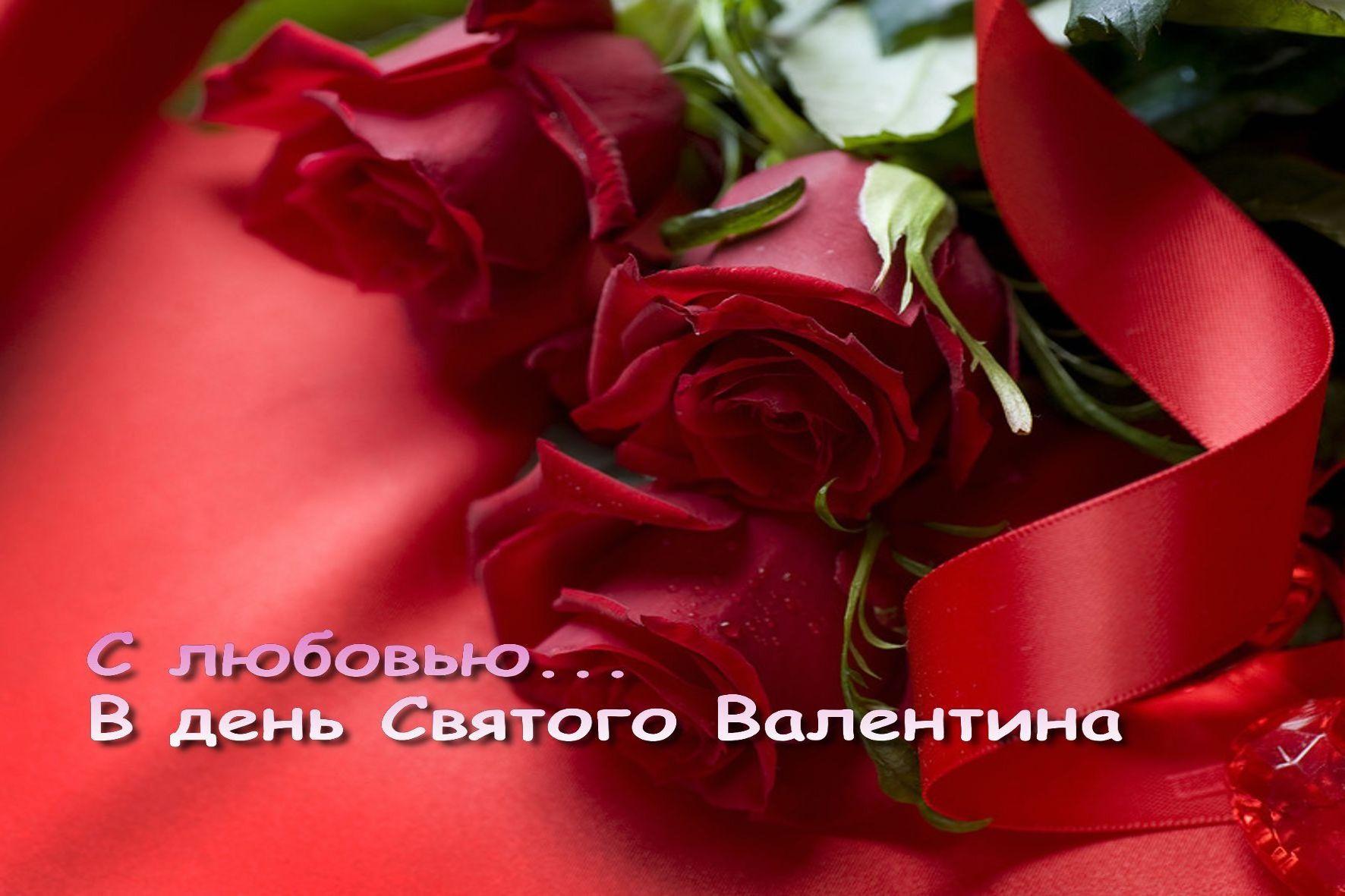 День рождения в день влюбленных поздравления