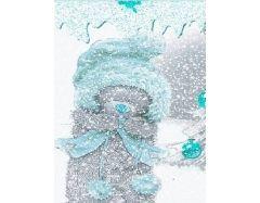 Тедди картинки зима 7