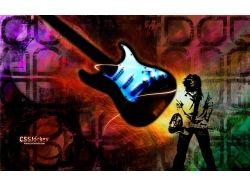 Лысый музыкант фото 3