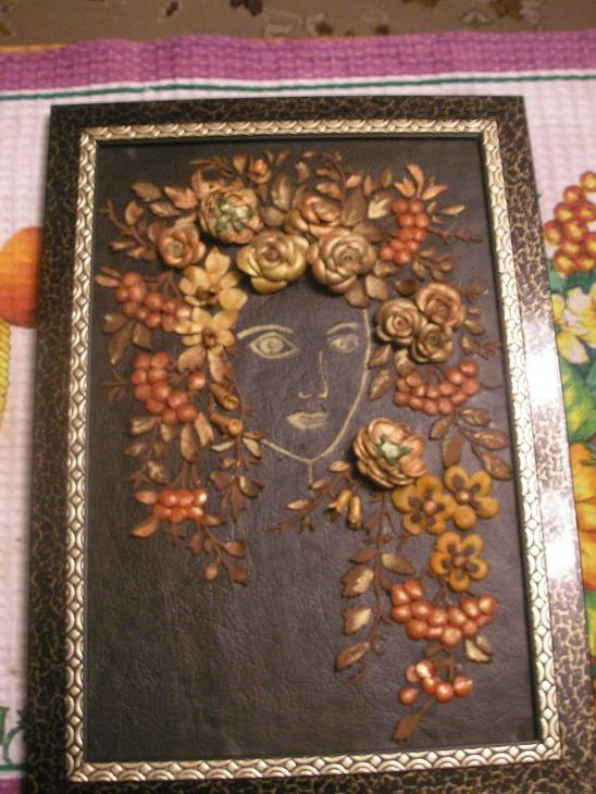 поделки из кожи пошагово с фото