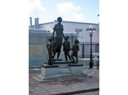 Памятники оренбурга фото 1