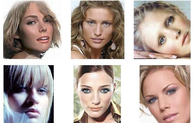 Цветотип без макияжа