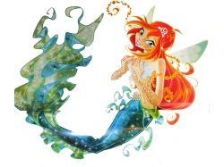 Играть подводный мир русалок путешествие 7