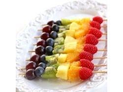 Подать красиво фрукты фотоальбом 6