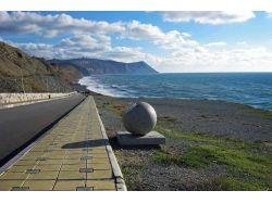 Анапа высокий берег пляж фото 7