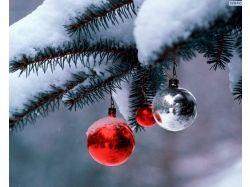 Картинки зима новый год 7