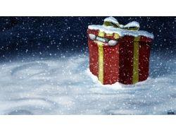 Картинки зима новый год 5