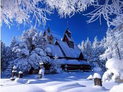 Картинки зима новый год 6
