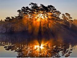 Красивые картинки природы восход солнца 3