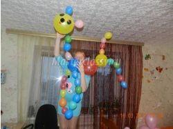 Поделки из воздушных шаров фото 4