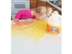 Красивые смешные картинки про маленьких детей 7