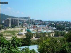 Лазаревское фото города и пляжа 9
