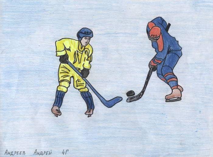 Рисунки на конкурс спорт это жизнь