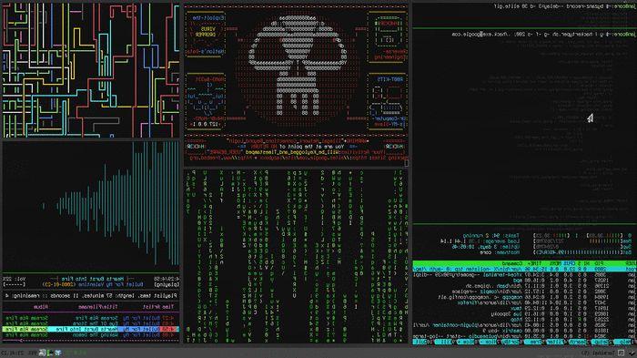 картинки на рабочий стол хакерские