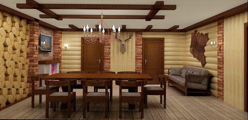 Комнаты отдыха в сауне дизайн