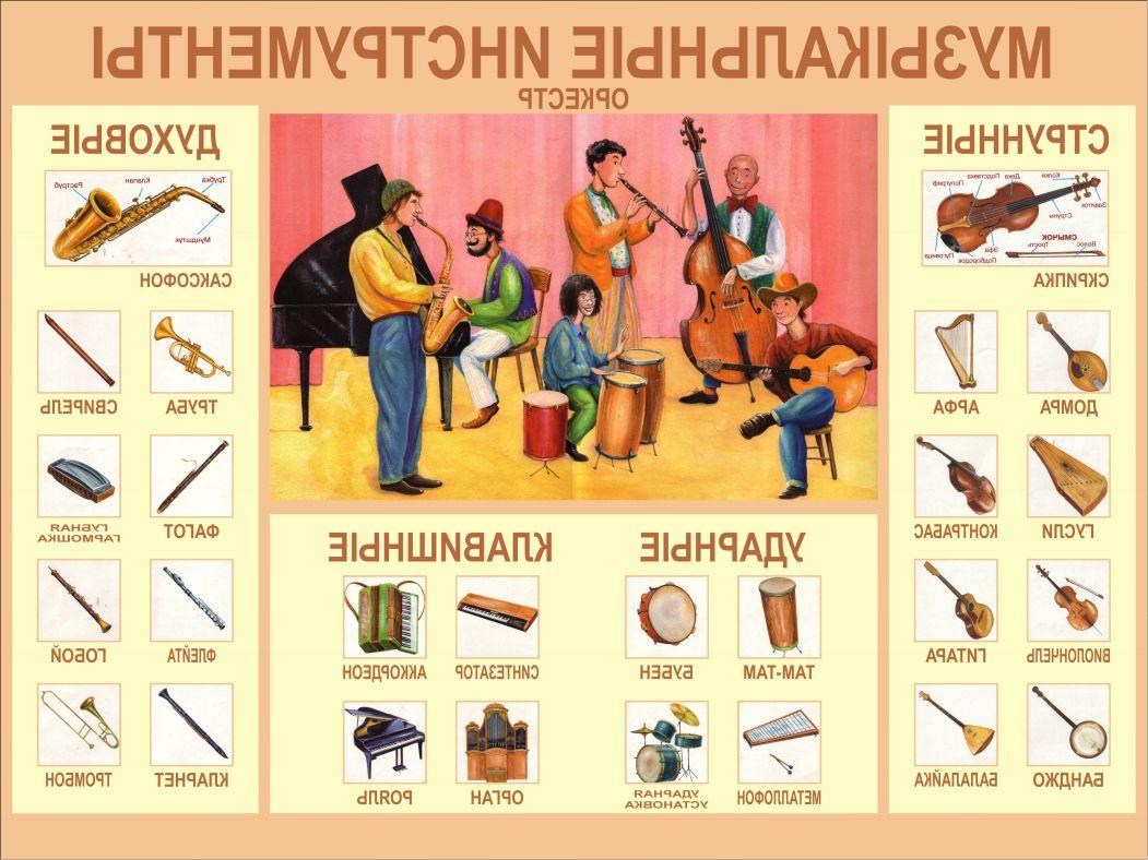 Музыкальный инструмент в школу своими руками