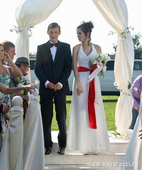 Фото свадьбы паши воли и