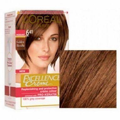коньячный цвет краски для волос