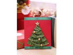 Новогодние открытки отправить бесплатно 9