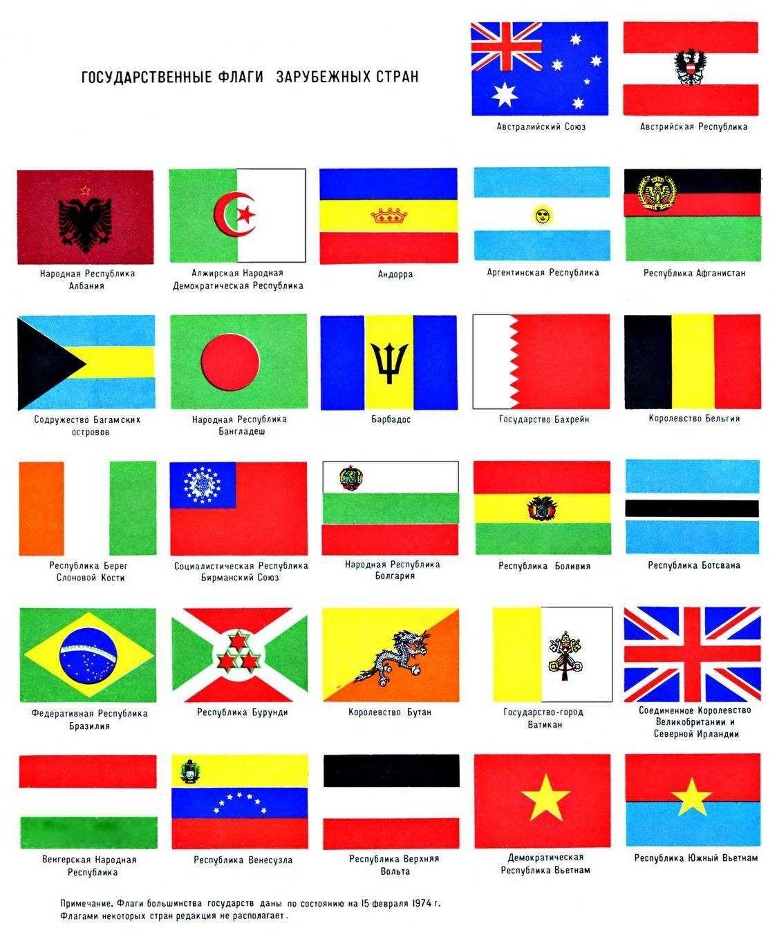 с список мира фото стран красивых
