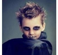 Макияж на хэллоуин картинки 9