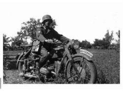 Немецкие мотоциклы 9