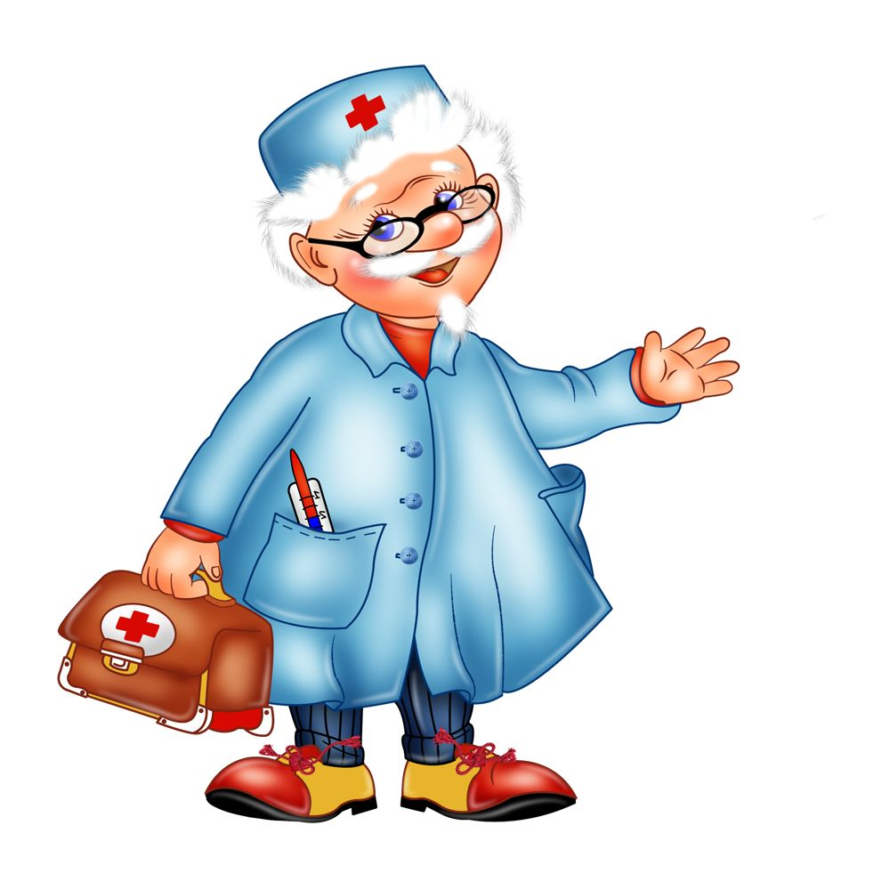 Картинка раскраски доктор айболит
