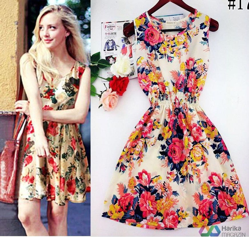 Платья на лето на каждый день