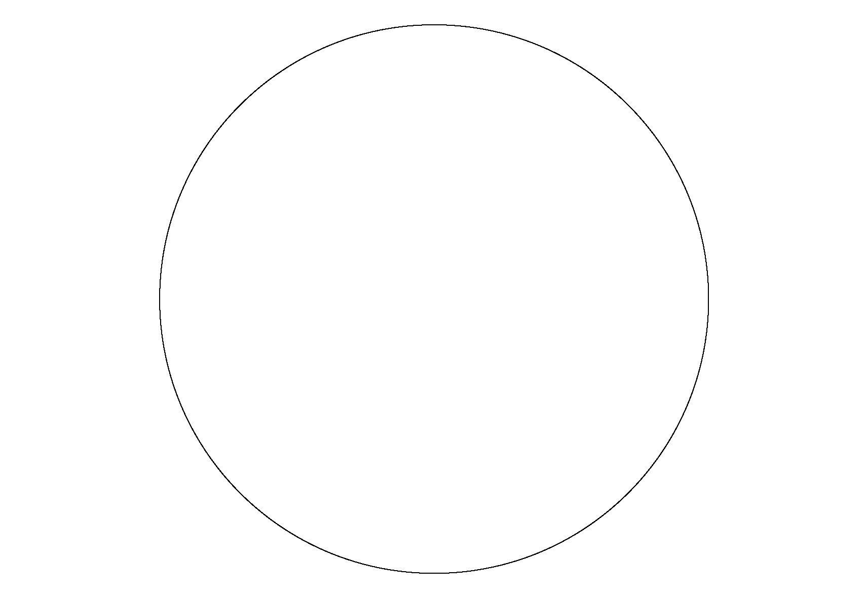 Как сделать круг с надписью на в телефоне
