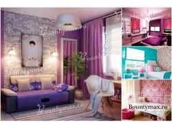 Картинки красивых комнат для девочек подростков