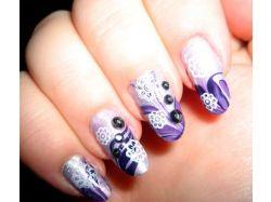 Красивые картинки на ногтях фото