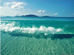 Фото лето пляж море