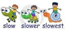 Степени сравнения прилагательных в английском языке для детей в картинках