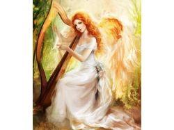 Ангелы девушки фото
